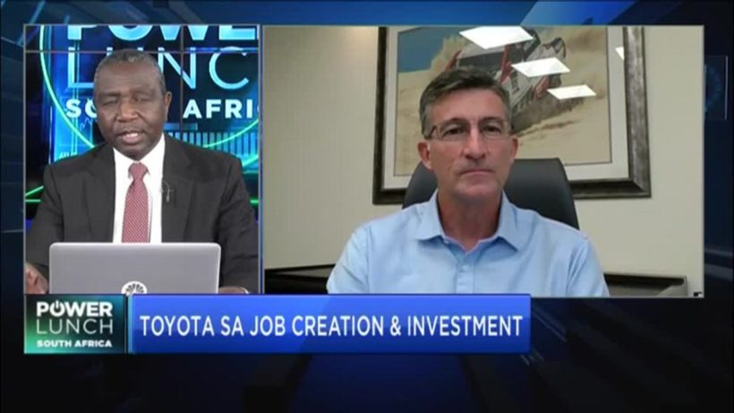 Toyota SA CEO calls for end to dumping of second-hand vehicles in Africa