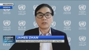 UNCTAD: Foreign investment faces U-shaped recovery
