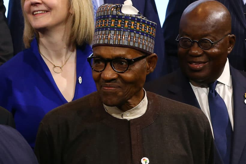 Nigeria's president approves set up of $2.6 bln infrastructure firm