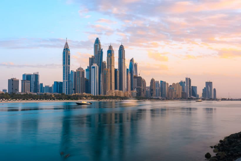 Dubai targets over 5.5 mln overseas tourists this year