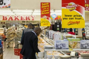Retailer Shoprite sees half-year profits growing by up to 22.5%