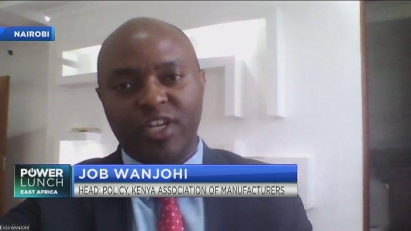 How Kenya's manufacturing sector plans to rebound from COVID-19 crisis
