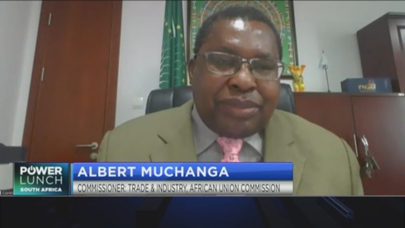 AU Commission's Albert Muchanga lists top priorities in AfCFTA rollout