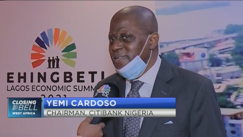 Engagement process will bring out answers for the business community, says CityBank Nigeria's Cardoso