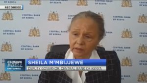 Dep CBK Gov outlines key sectors to drive Kenya's recovery in 2021