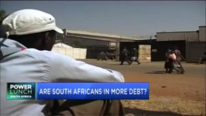 Assessing the indebtedness of South African households