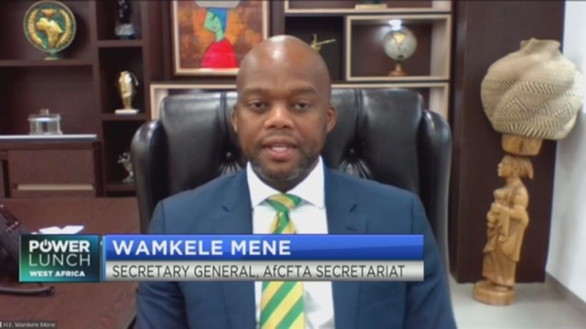 AfCFTA's Mene: I'm confident we will have 40 ratifications by July