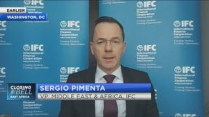 IFC's Pimenta on the impact COVID-19 on Africa's financial sector
