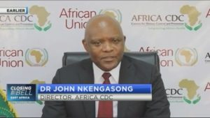 John Nkengasong gives update on Africa's race to secure COVID-19 vaccines