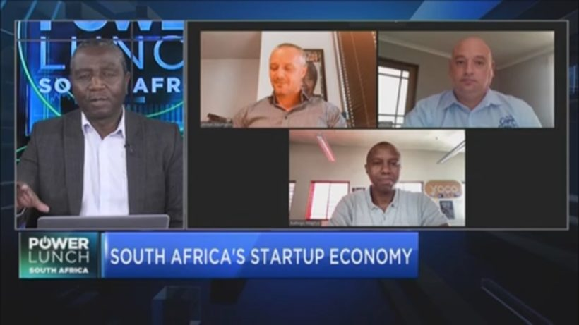How can South Africa expand its start-up economy?