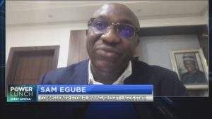 Commissioner Egube on what attracts investors to Lagos state