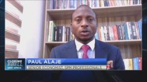 SPM Professionals on Nigeria's 2021 inflation outlook