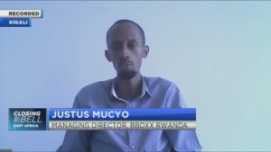 Bboxx Rwanda MD Justus Mucyo on how to accelerate investment in renewable energy