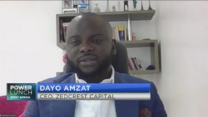Zedcrest Capital CEO: Here's what can be done to revive Nigeria's economy