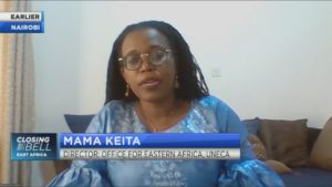 UNECA's Mama Keita on Africa's road to industrialization
