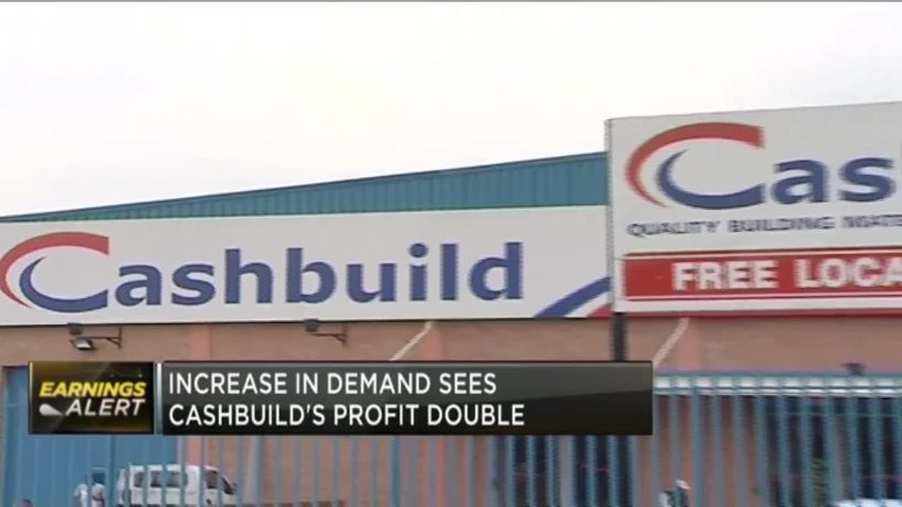 Cashbuild shares leap higher on strong earnings