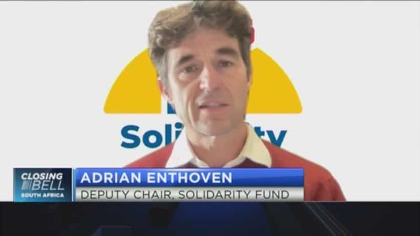 Solidarity Fund's Enthoven praises 'radical generosity' of South Africans in response to COVID-19 crisis