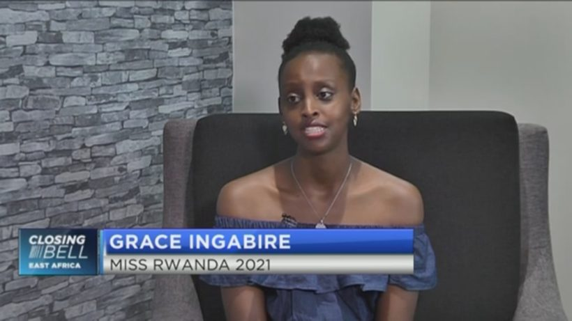 Newly-crowned Miss Rwanda hopes to use platform to empower women