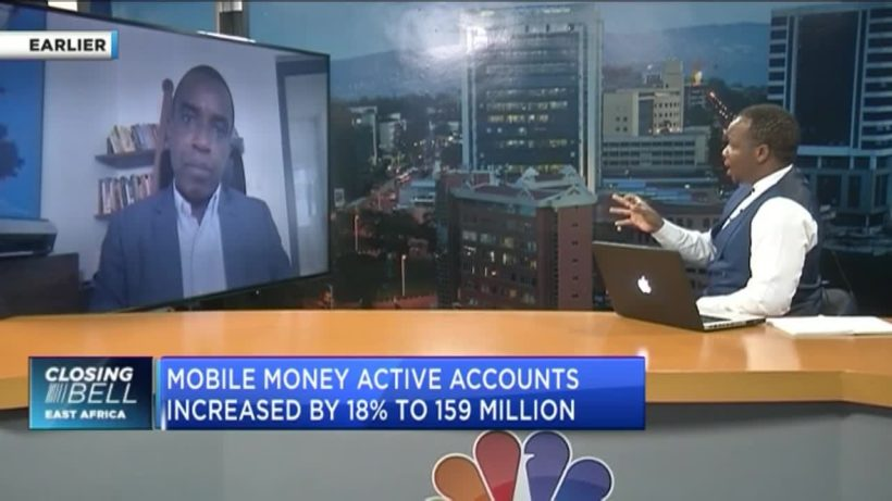 Africa sees robust growth in mobile money transactions despite COVID-19