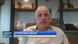 SA should focus heavily on vaccine rollout, says Aspen CEO Stephen Saad