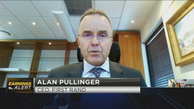 Firstrand CEO sees greens shoots of economic recovery for SA