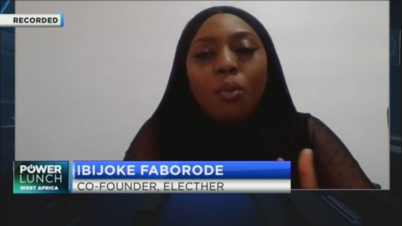 Elect-Her Co-Founder Faborode on how to bridge the gender gap in Nigerian politics