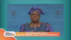 #LWS2021: WTO DG Okonjo-Iweala on how to address inequality by less developed countries