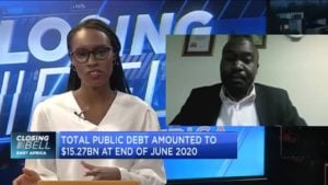 Uganda's public debt projected to grow to nearly 50% by June