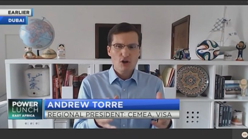 Visa's Andrew Torre on the state of digital payments in Africa