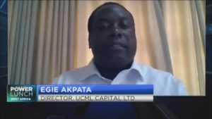 UCML Capital's Egie Akpata on how Nigeria can attract more foreign portfolio inflows