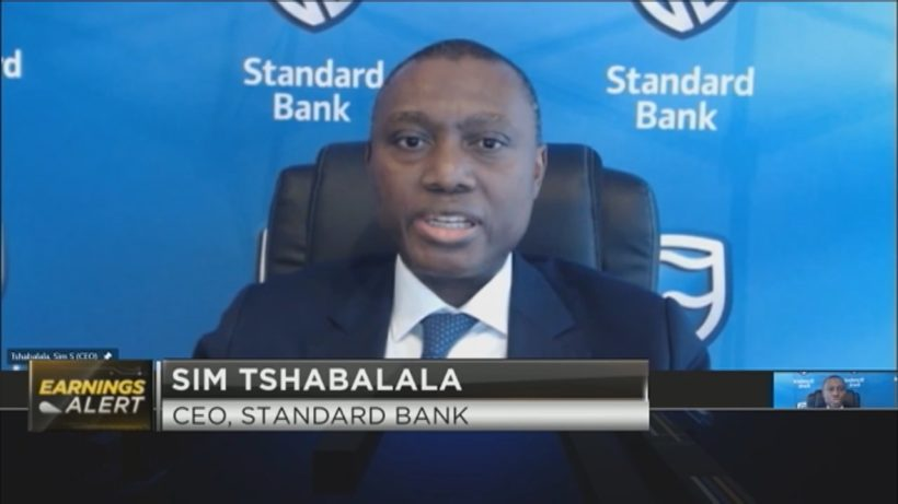 Standard Bank eyes African opportunities for growth