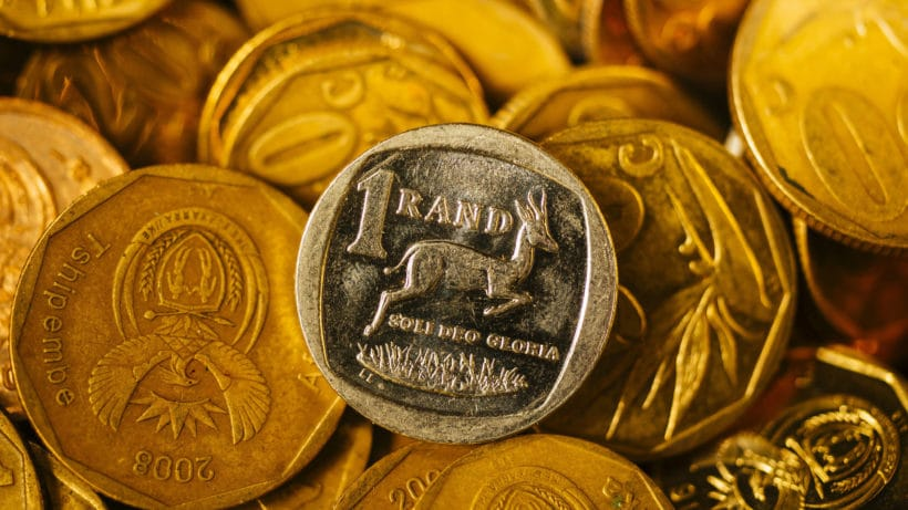 Bounce back; South African rand up before rate decision