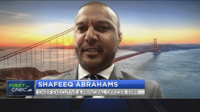 EPPF Principal Officer, Abrahams discusses investment strategy amid COVID-19