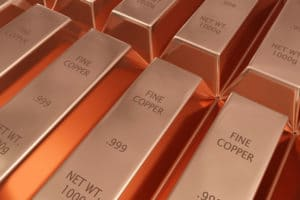 Copper steadies after rising COVID infections knock prices