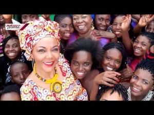 Pat Mitchell profiles four extraordinary women who are uplifting African communities
