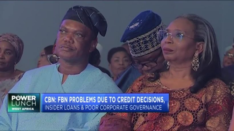 CBN appoints new board for FBN Holdings, restores ousted CEO Sola Adeduntan
