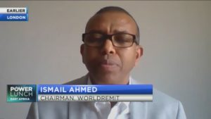 WorldRemit Chair, Ahmed on how to improve investment flows to Somaliland