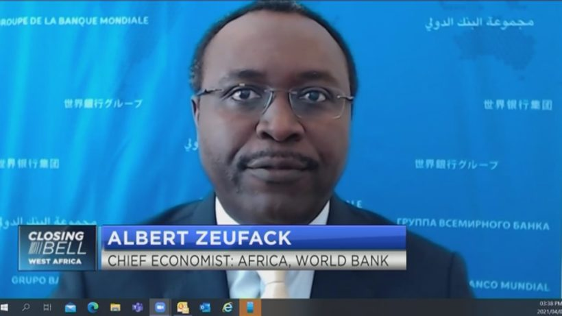 Albert Zeufack: Reforms supporting jobs, equitable growth needed for stronger recovery