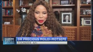 Moloi-Motsepe: How this concept store is empowering African fashion designers