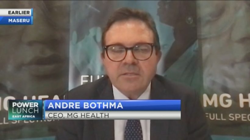 MG Health CEO on Africa's role in the global cannabis economy