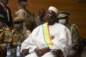 Mali's former coup chief takes power after military arrests president