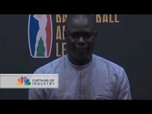 Captains of Industry: A look at the historical Basketball Africa League