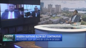 Nigeria sustains slow but continuous recovery, GDP grows by 0.51% in Q1