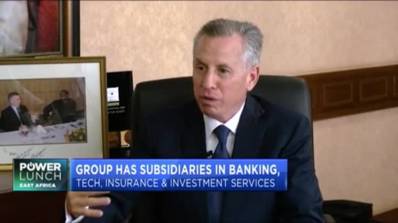 BK Group Chair Holtzman outlines future plans for the bank