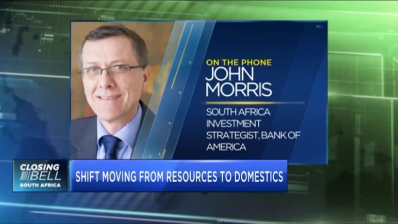 SA's fund managers see equity market up in 6 months: BofA Survey