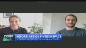 Africa's fintech space sees fast-growing M&A activity: report