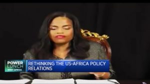 Whitaker Group CEO on rethinking U.S-Africa relations through trade and development