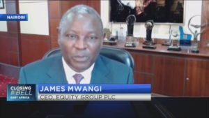 Equity Bank CEO breaks down the company's  first half performance