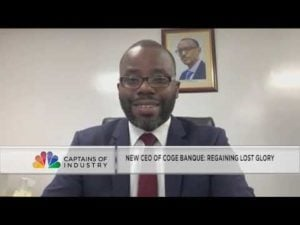 Captains of Industry: Cogebanque CEO on regaining lost glory & outlook for Africa's banking sector