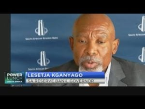 Governor Kganyago reflects on 100 years of the South African Reserve Bank